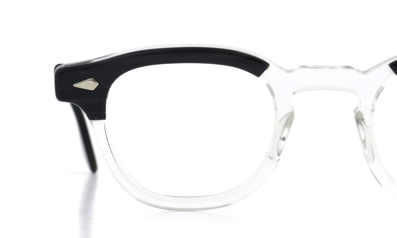 TART Optical vintage タートオプティカル ヴィンテージ メガネ ARNEL アーネル BLACKWOOD CB-CLEAR 44-24 18