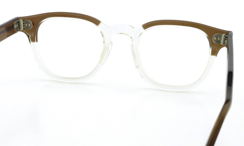 TART Optical vintage タートオプティカル ヴィンテージ メガネ ARNEL アーネル BROWN SM C. B. 44-20 7