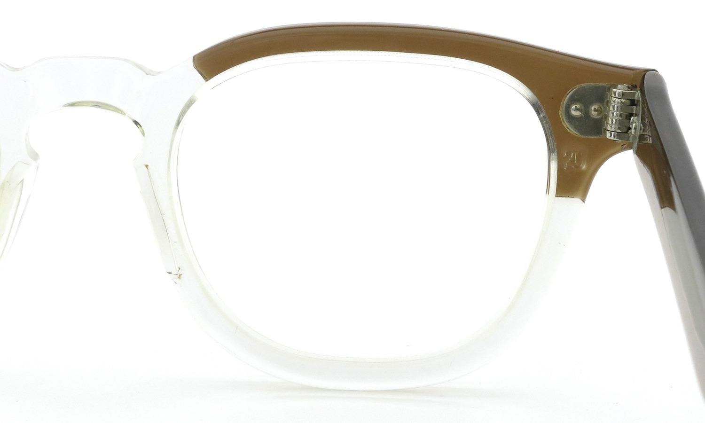 TART Optical vintage タートオプティカル ヴィンテージ メガネ ARNEL アーネル BROWN SM C. B. 44-20 10