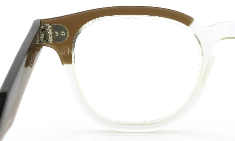 TART Optical vintage タートオプティカル ヴィンテージ メガネ ARNEL アーネル BROWN SM C. B. 44-20 9