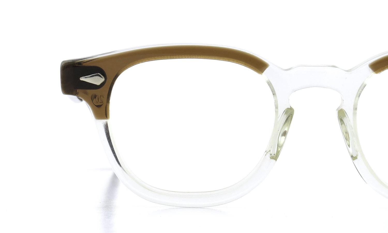 TART Optical vintage タートオプティカル ヴィンテージ メガネ ARNEL アーネル BROWN SM C. B. 44-20 17