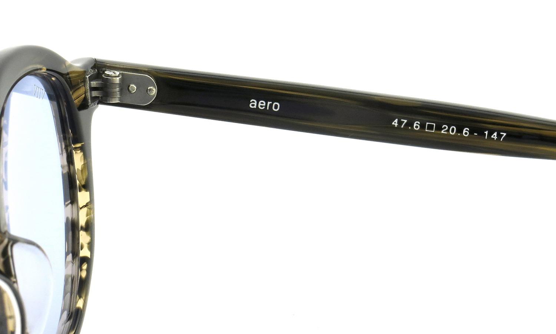 OAMC サングラス AERO BLACK-SASA/SOLID-GREY 10