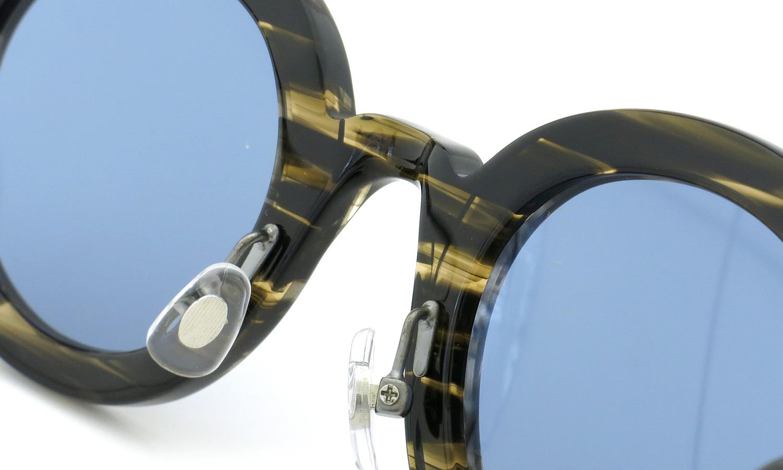 OAMC cwm cable 42size COFFEE SASA/BLUE FLASH MIRROR