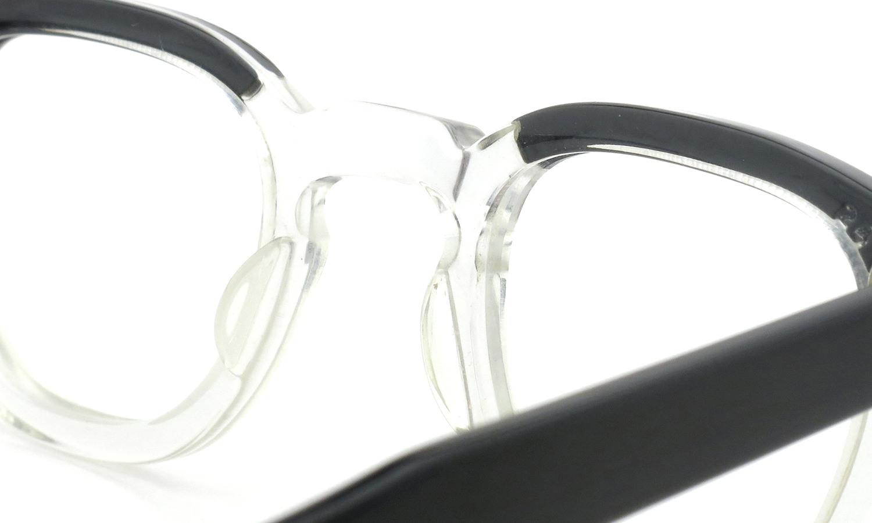 TART Optical vintage ARNEL 1950s BLACKWOOD CB-CLEAR 42-24 [04]