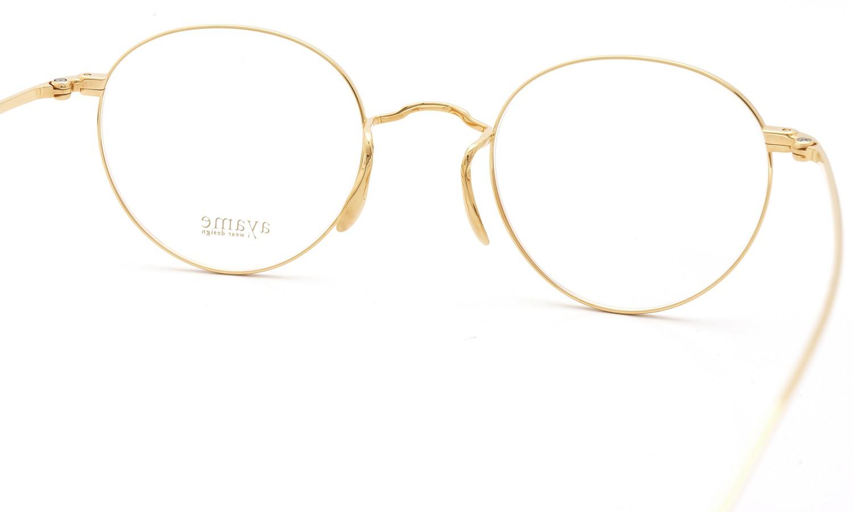 ayame 2015年秋発表 メガネ MANRAY Gold