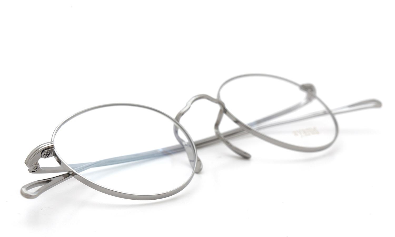 ayame 2015年秋発表 メガネ MANRAY Silver