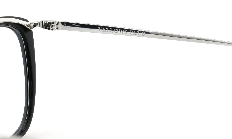 YELLOWS PLUS  PATRICK パトリック C1W black/silver
