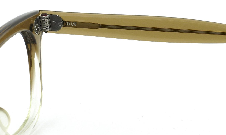 AO vintage 推定1950年代 STADIUM BROWN-FADE 44-24
