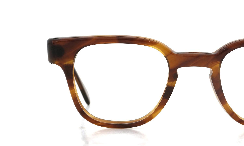 Regency Eyewear (TART OPTICAL) ヴィンテージ メガネ BRYAN ブライアン AMBER 46-24