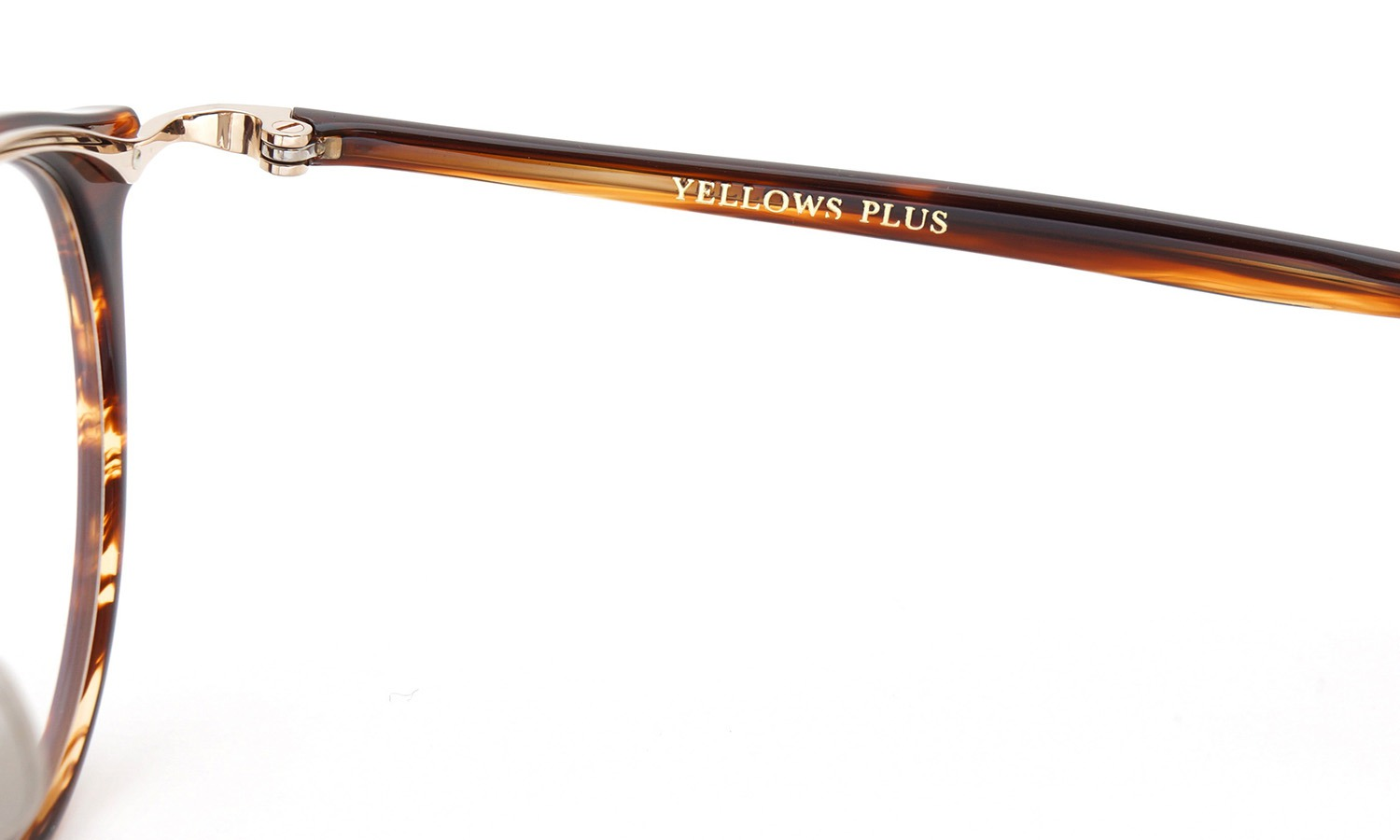 YELLOWS PLUS NICKY ニッキー C453 delicated demi/gold
