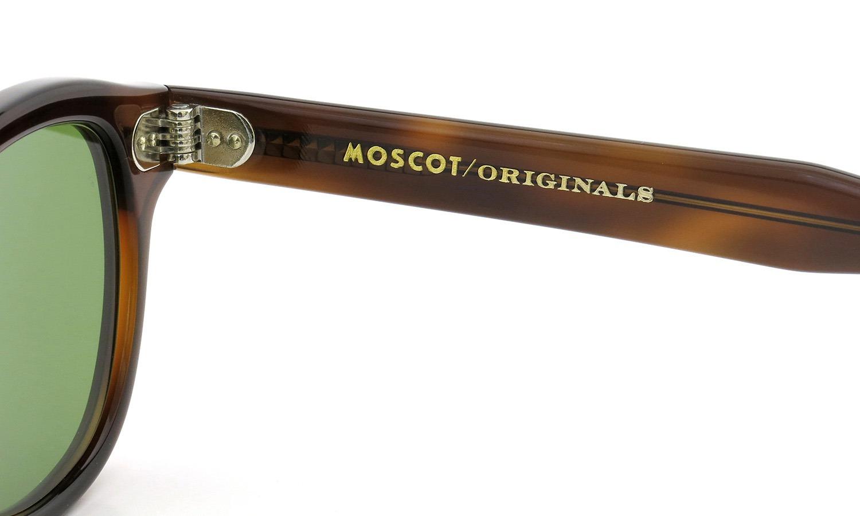MOSCOT サングラスカスタム LEMTOSH レムトッシュ Col.TOBACCO 44size