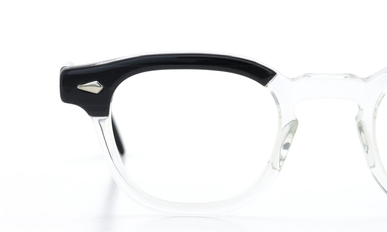 TART Optical vintage ARNEL BLACKWOOD CB-CLEAR 44-22 no5