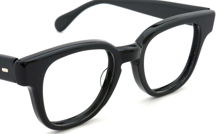vintage TART OPTICAL BRYAN (刻印無し) BLACK 44-20