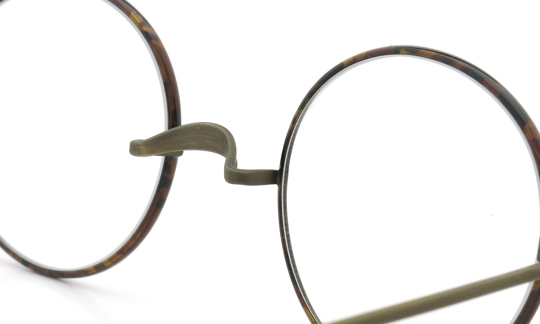 Oliver Goldsmith Oban Titanium Antique-Gold MMS