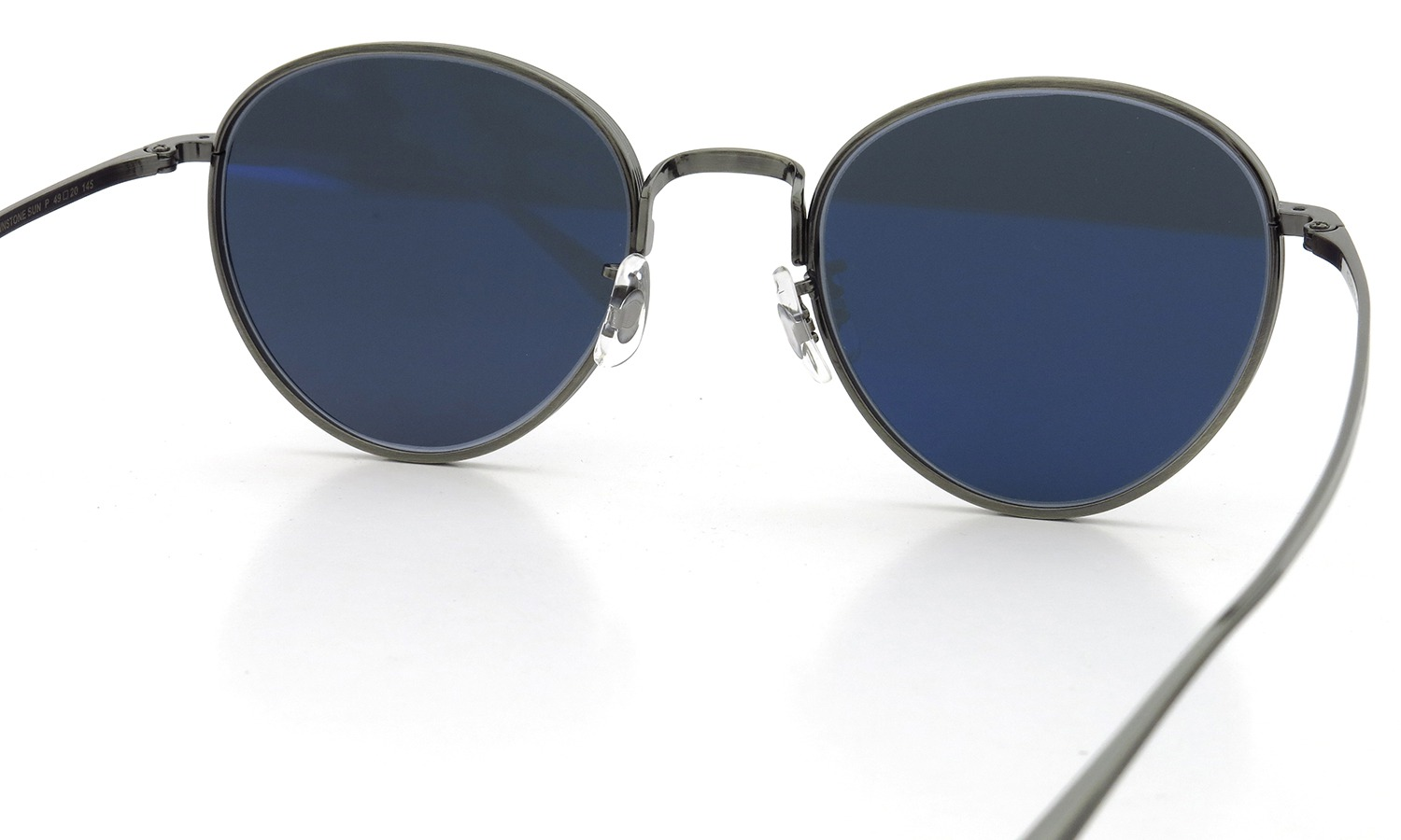 OLIVER PEOPLES × THE ROW サングラス BROWNSTONE col.P 49size