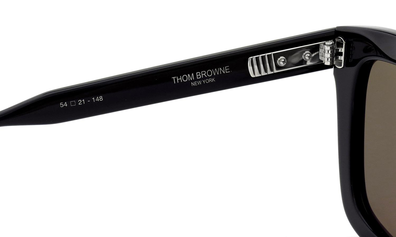 G-DRAGON サングラス THOM BROWNE. TB-501-A-T BLK 54size