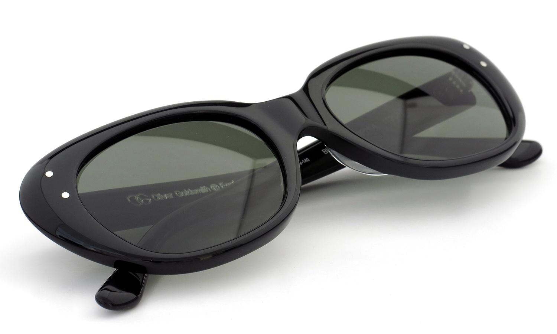 オリバーゴールドスミス サングラス SOPHIA(1958) ソフィア ブラック