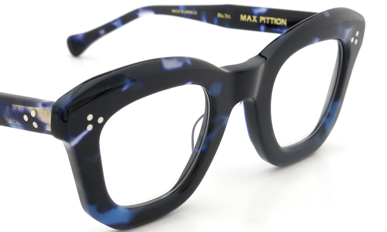 MAX PITTION Politician 46size Blu.Trt