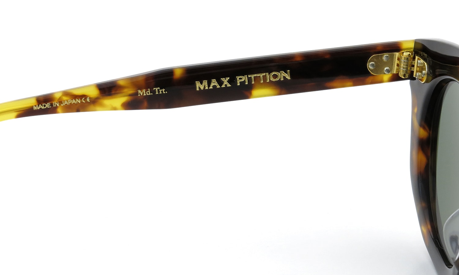 MAX PITTION サングラス Shelby 48size Md.Trt.