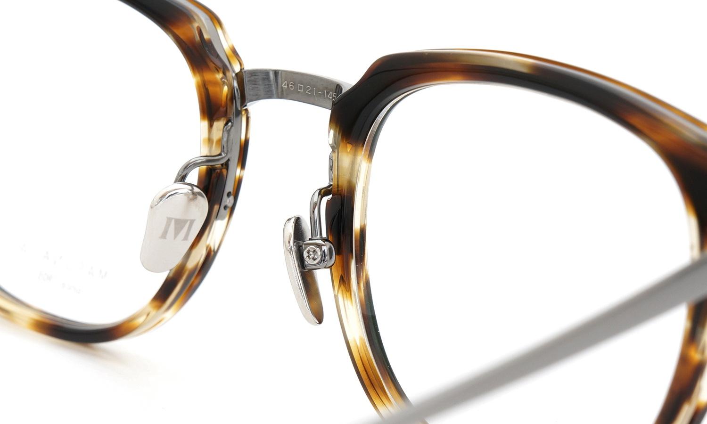 MASUNAGA メガネ GMS-821 #14 HAVANA