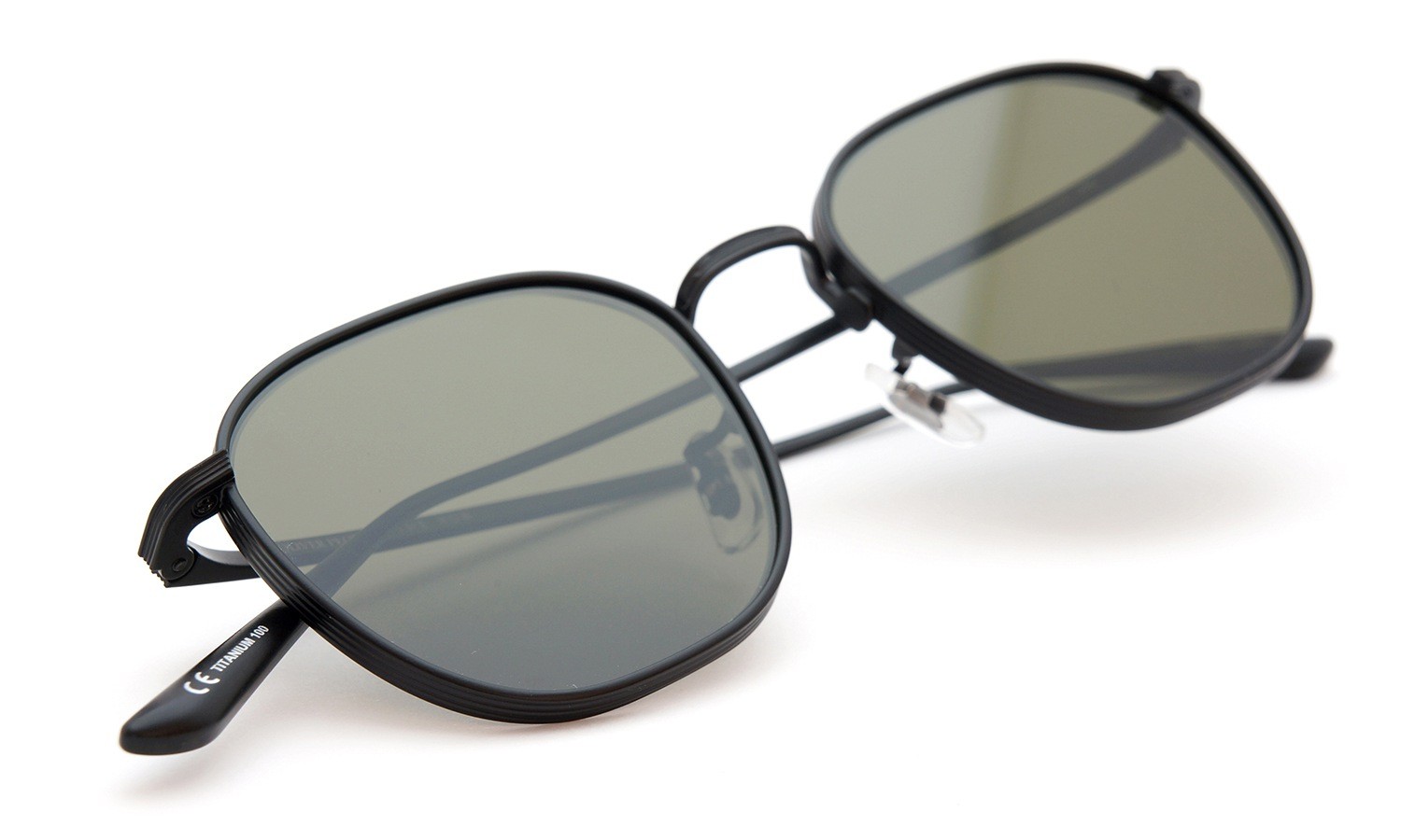 OLIVER PEOPLES × THE ROW サングラス BOARD-MEETING MBK 48size