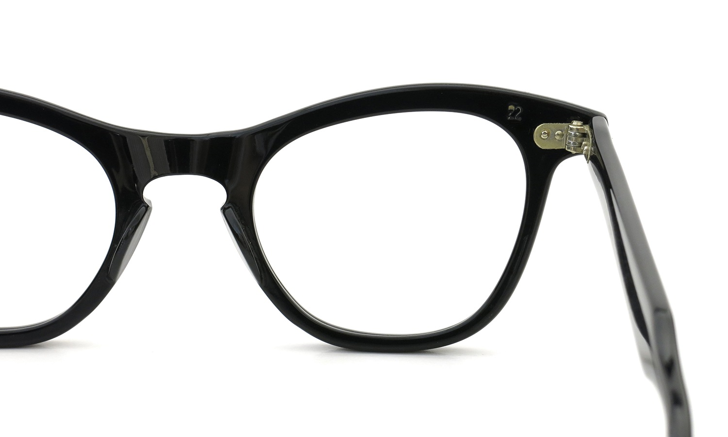 Regency Eyewear LEADING LIZ BLACK 46-22