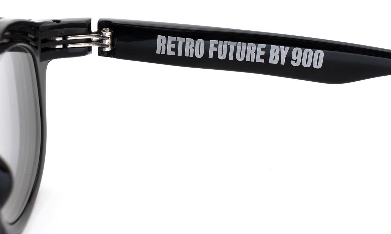 RETRO FUTURE BY 900 サングラス RF.011 COL.001