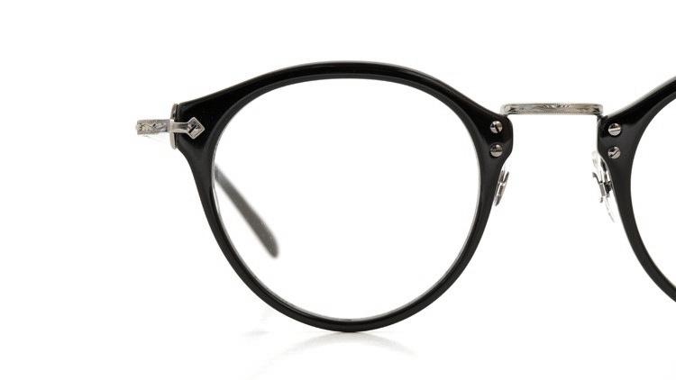 OLIVER PEOPLES メガネ OP-505 BKP 雅