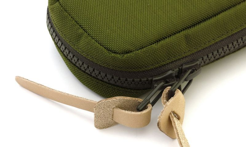 buddy for BOSTON CLUB メガネケース AC-16SS Olive