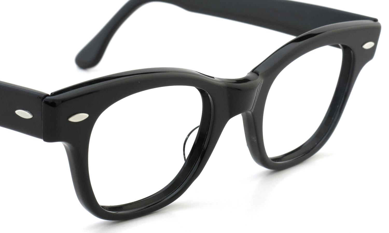 Regency Eyewear vintage COUNTDOWN BLACK 46-22