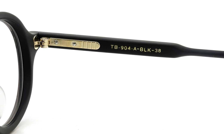 THOM BROWNE.  2016FW TB-904-A BLK 38size