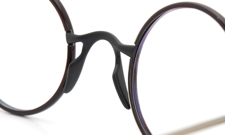 FREDERIC BEAUSOLEIL 復刻メガネ NS05 BOR