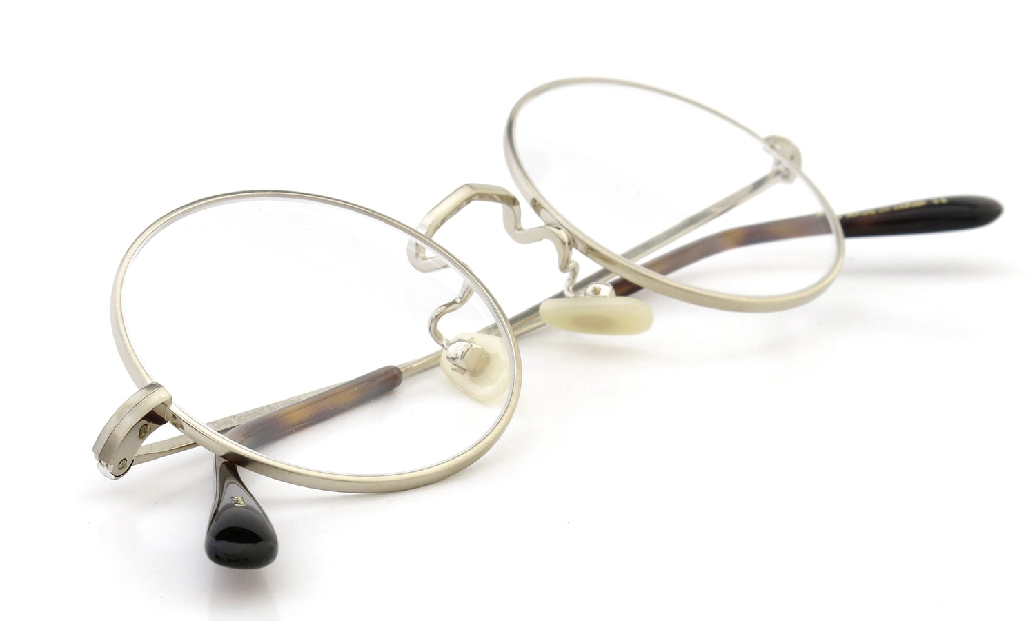 Oliver Goldsmith メガネ PINNER 46size Gold
