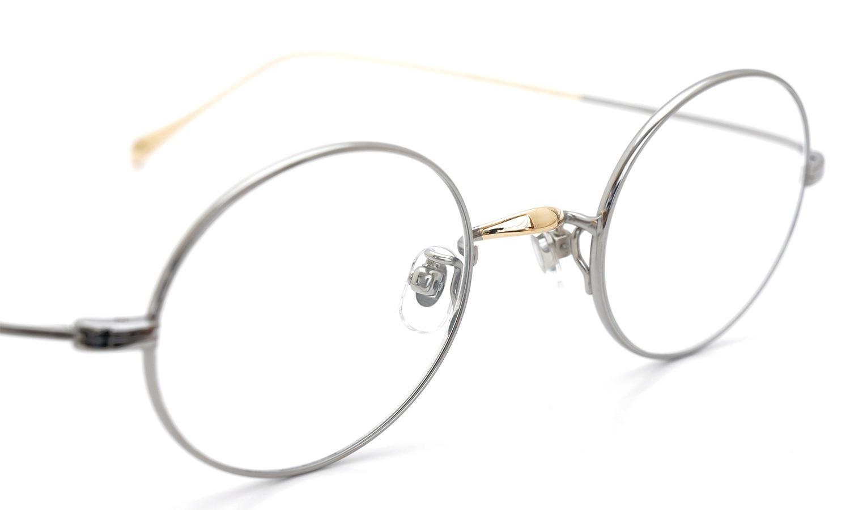 MASUNAGA G.M.S. 最高級メガネ GMS-196 18金/β-TITAN