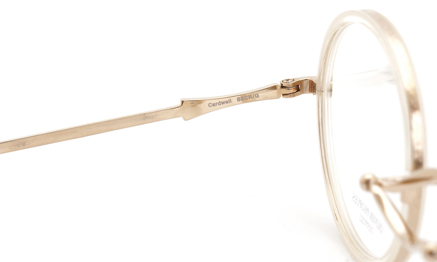 OLIVER PEOPLES Cardwell BECR/G