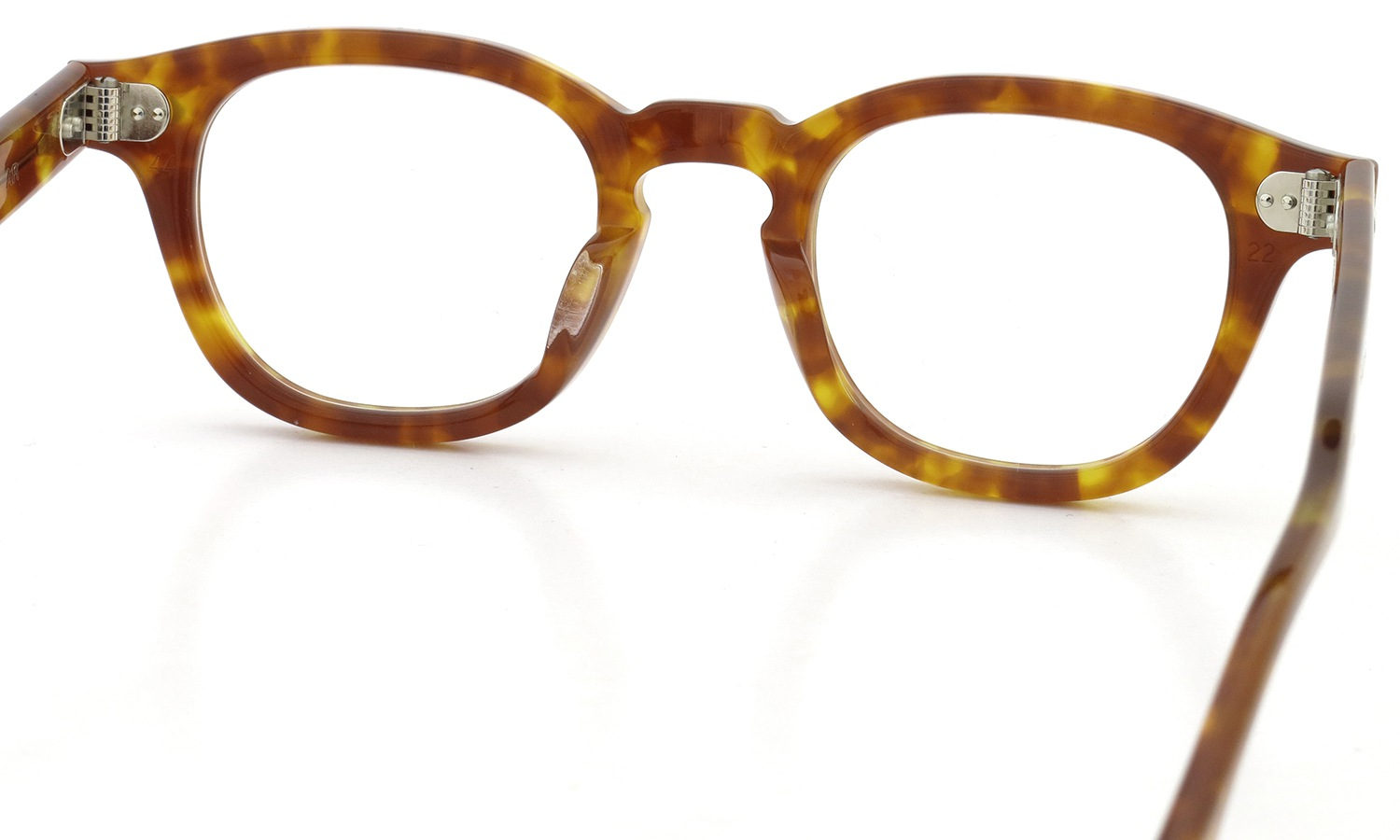 JULIUS TART OPTICAL AR-44-22 F LIGHT-TORTOISE