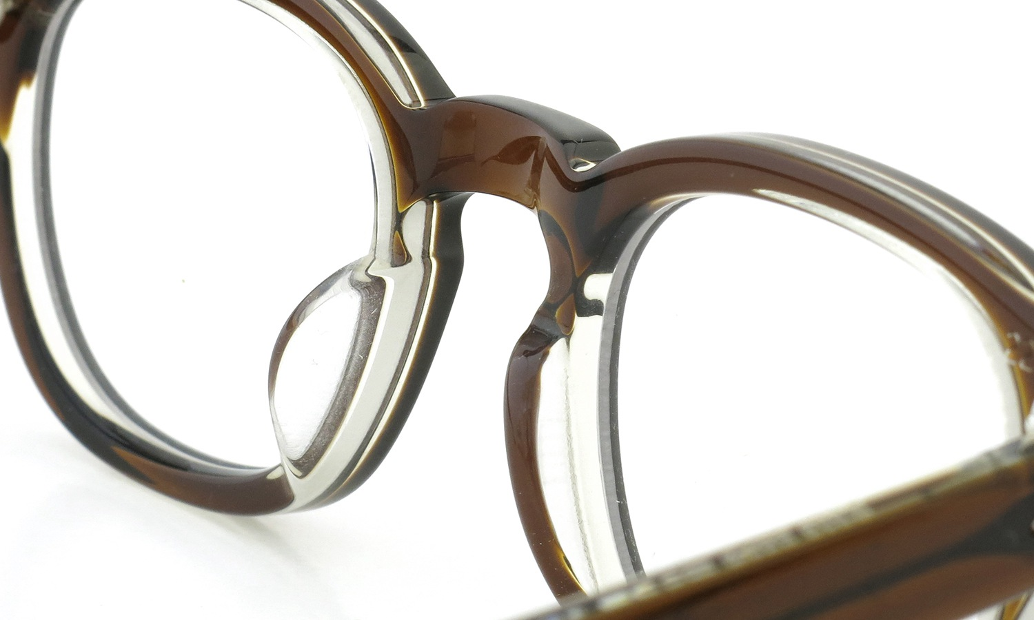 JULIUS TART OPTICAL AR-42-22 BROWN-CRYSTAL