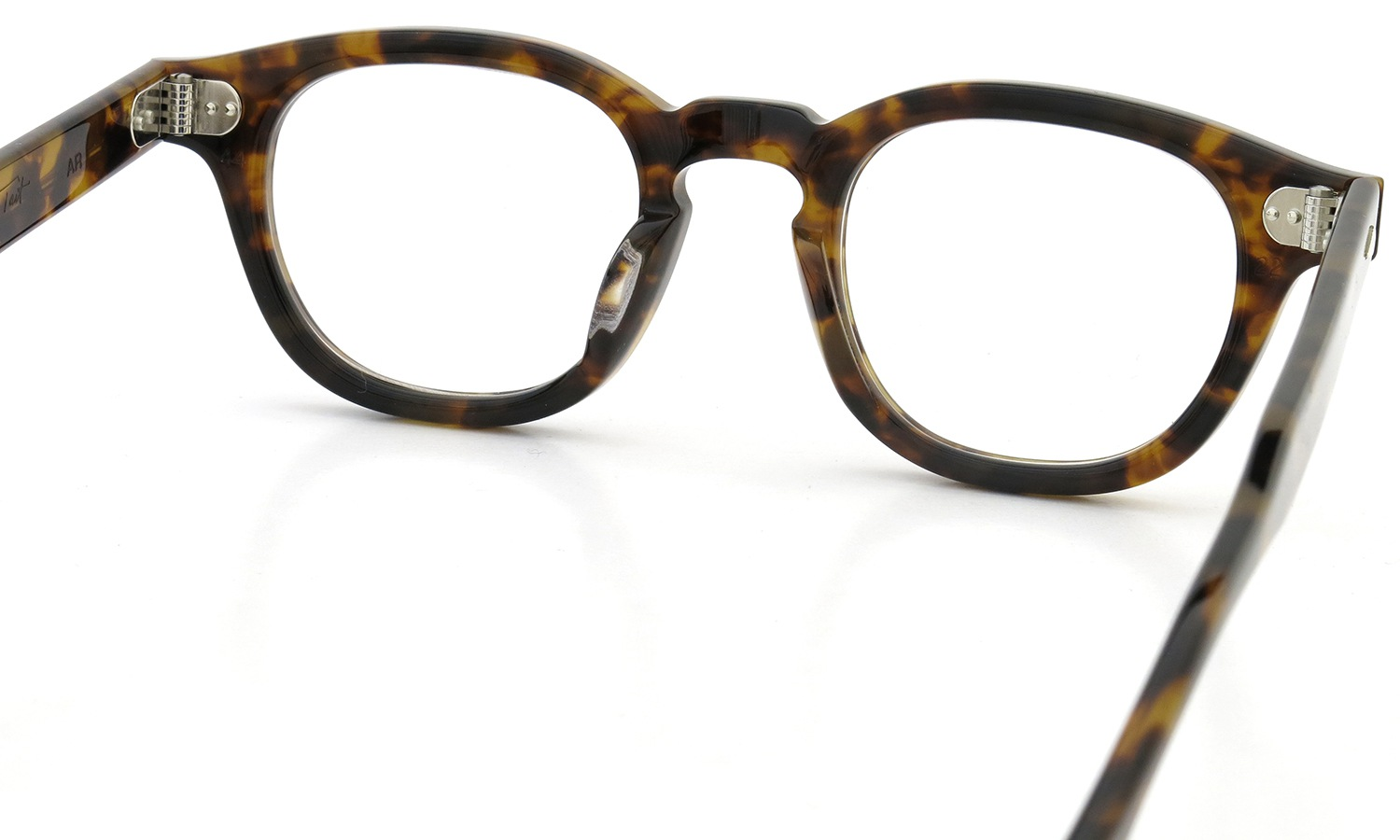JULIUS TART OPTICAL AR-44 TORTOISE