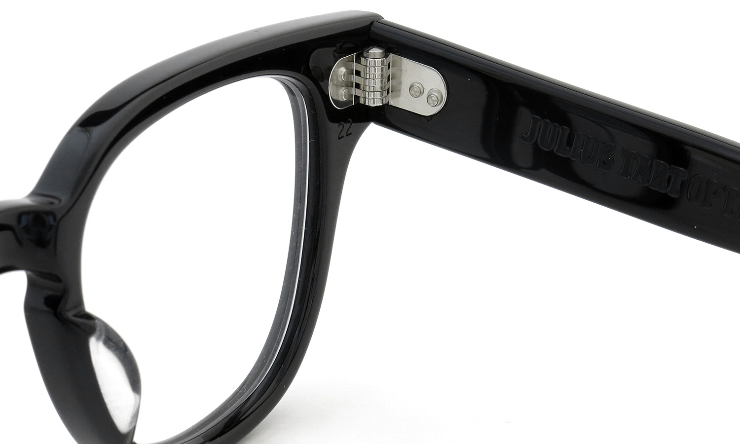 JULIUS TART OPTICAL BRYAN-46 PL-007A BLACK