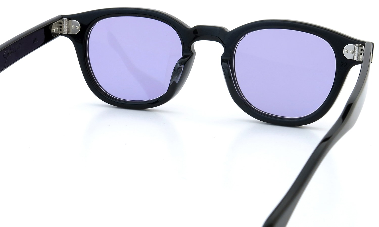 JULIUS TART OPTICAL AR-44 BLACK Purple