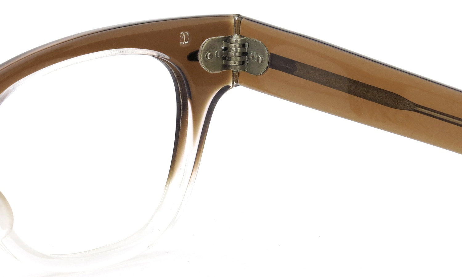 TART OPTICAL COUNTDOWN  BROWN FADE 44-20