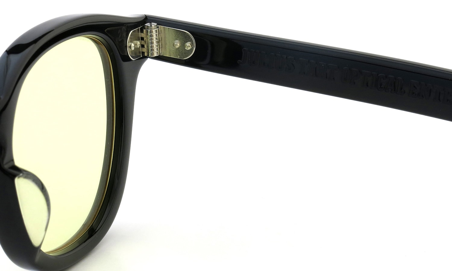 JULIUS TART OPTICAL AR-46 BLACK yellow