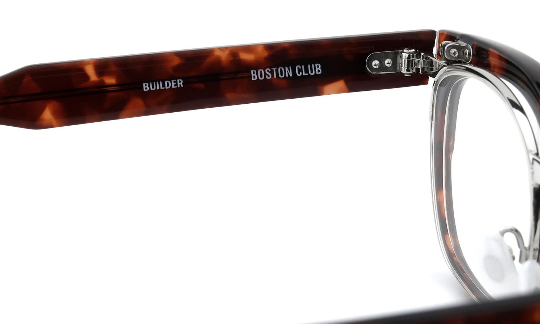 BOSTON CLUB 複式 BUILDER col.03