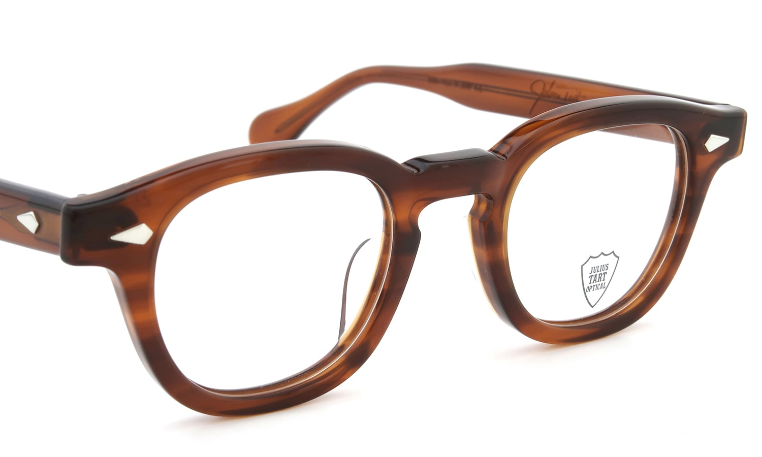 JULIUS TART OPTICAL AR-42 AMBER