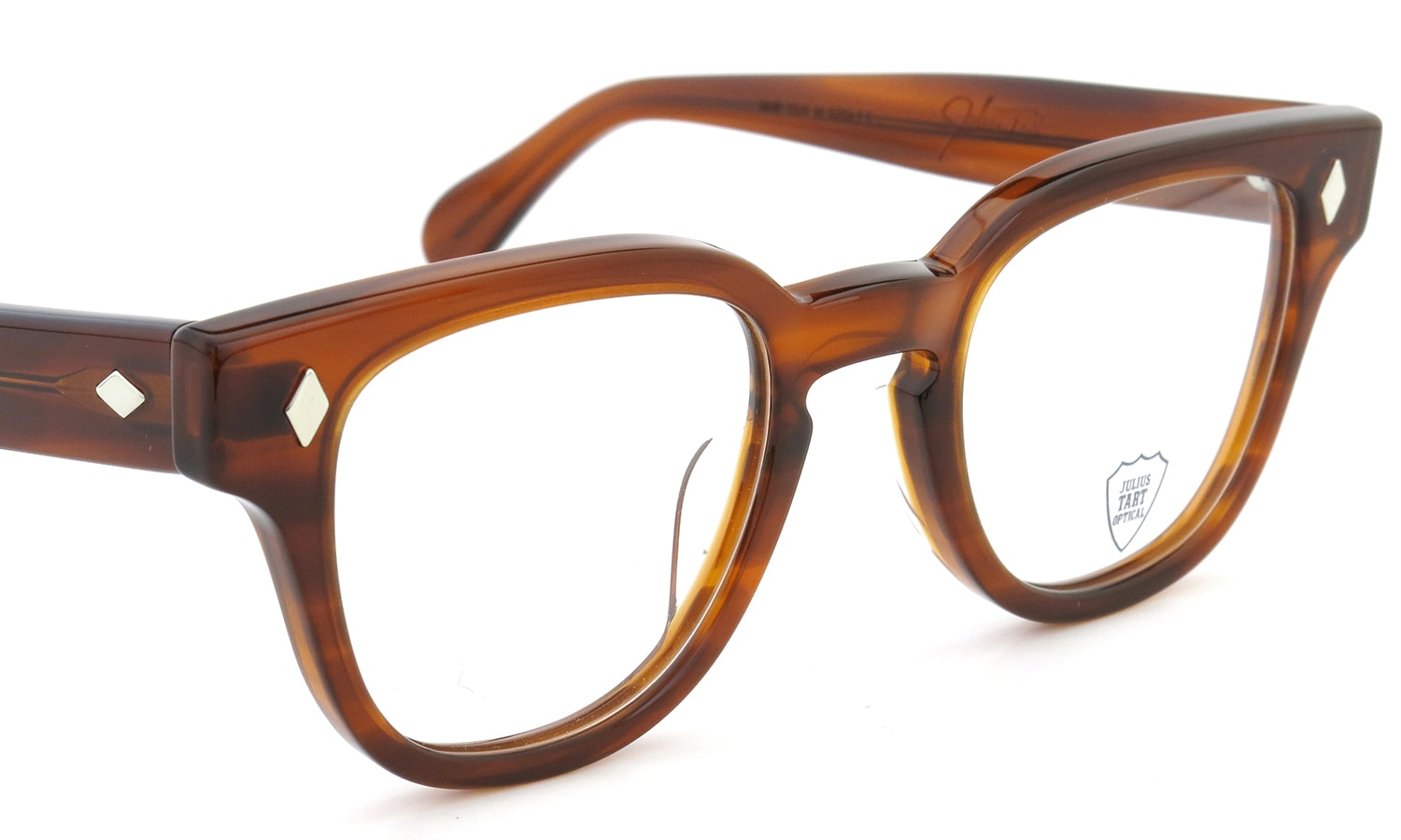JULIUS TART OPTICAL BRYAN-46 AMBER