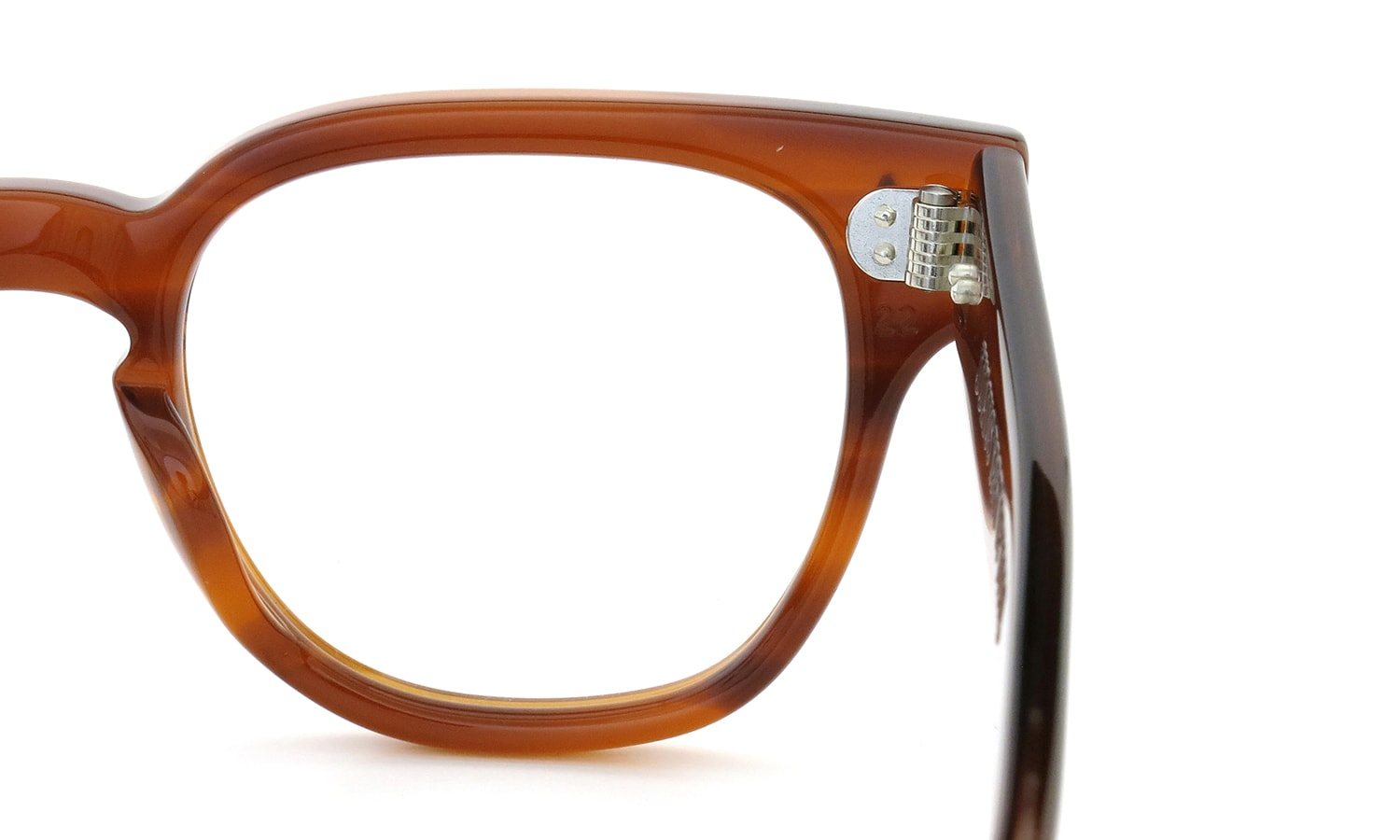 JULIUS TART OPTICAL BRYAN-44 AMBER