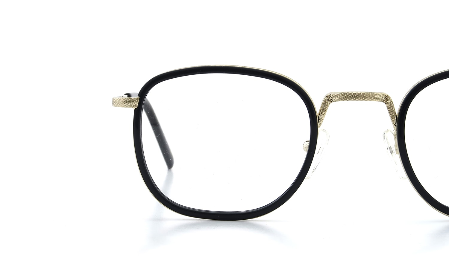 MOSCOT DRIMMEL 48 BLACK/GOLD