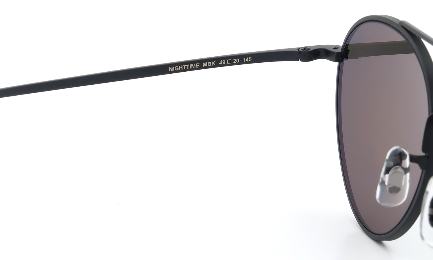 OLIVER PEOPLES×THE ROW NIGHTTIME MBK