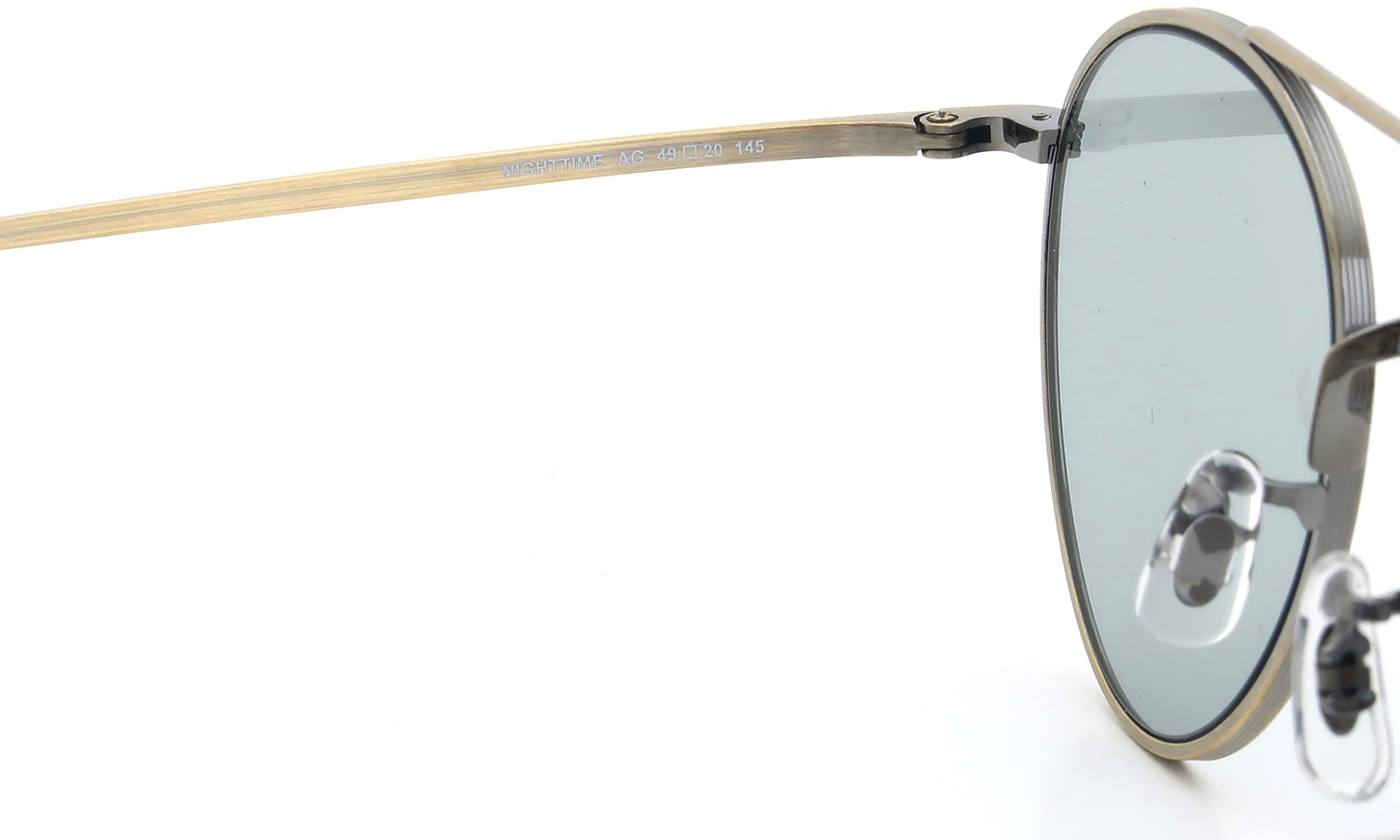 OLIVER PEOPLES×THE ROW NIGHTTIME AG