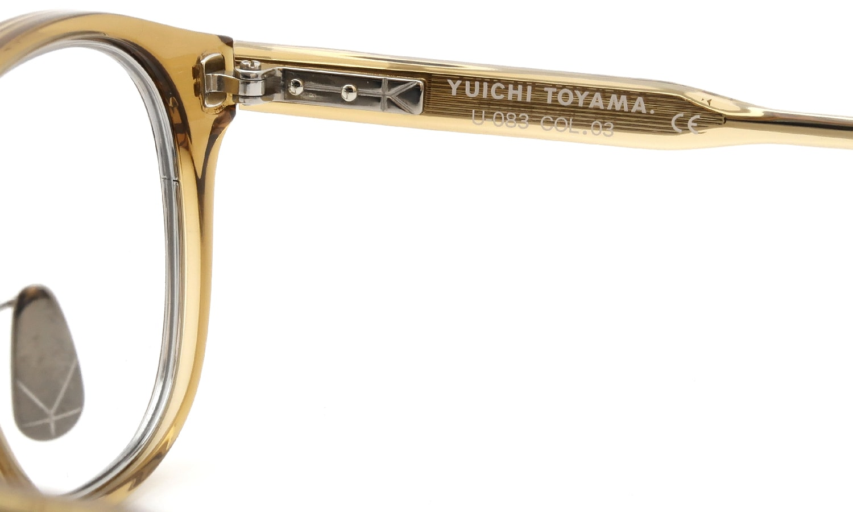 YUICHI TOYAMA. U-083 TXL COL.03